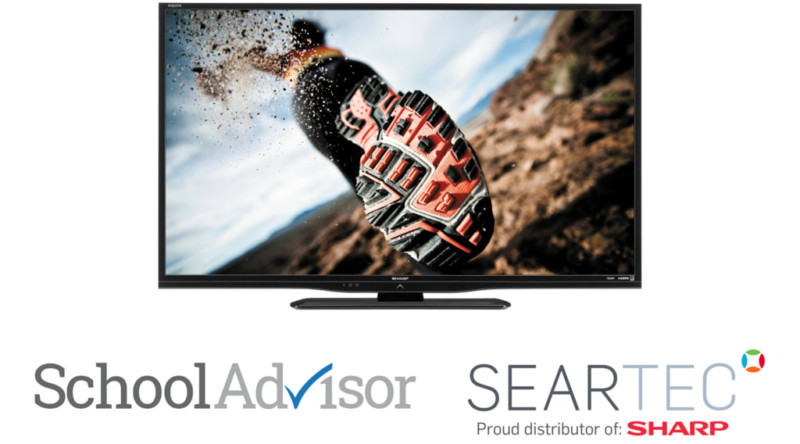 "Win 40"" Flat Screen TV by Helping Schools Buy Better"