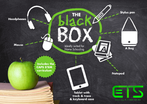 Complete Tablet Solution for Home Schools - Big Black Box