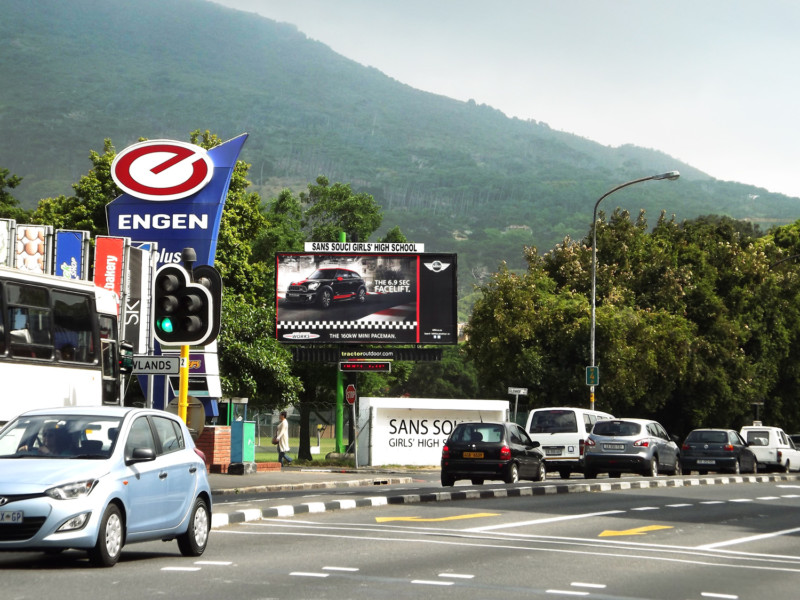 Your School Could Be Earning Up to R12k pm For a Billboard