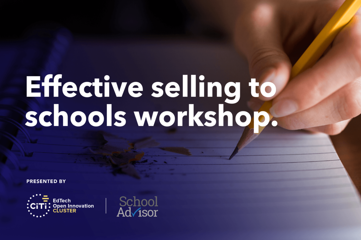 Effectively Selling to Schools Workshop